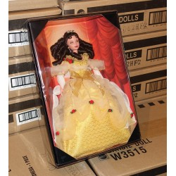 Beauty And The Beast On Broadway Doll